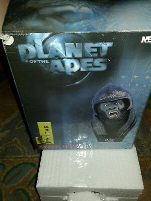 Planet of the Apes Attar Bust New in Box