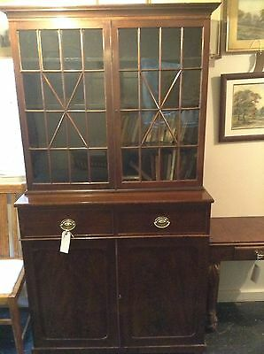 Bureau Bookcase With Drawers