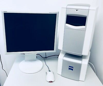 Carl Zeiss Vision RV terminal, I-terminal centering system-Tested Running