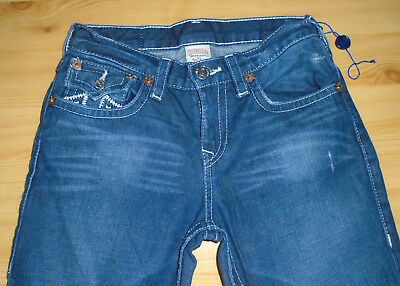 Girls Authentic True Religion Bootcut Jeans.age 14.