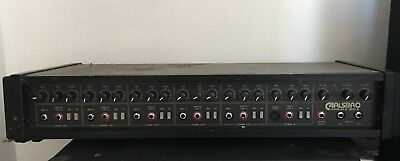 Carlsbro marlin 6-300 ii PA Head 6 Channel