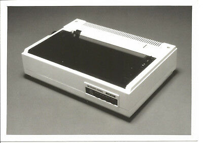 ITHistory (198X) Press Photo: SILVER REED EXP 500 Low-Cost Daisy Wheel Printer