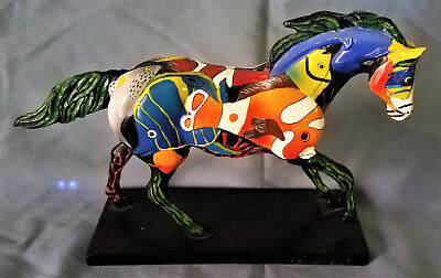 Trail of Painted Ponies TROPICAL REEF FISH HORSE FIGURINE