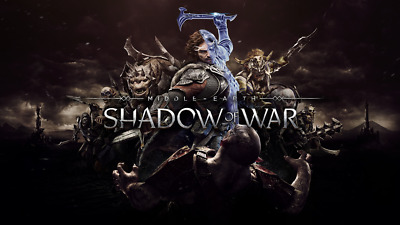 Middle-earth Shadow of War STEAM KEY PC [Multi-Language]