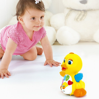 Musical Toys For Baby Kids Toddler Learning Games Duck Toy Music Baby Girls Boys
