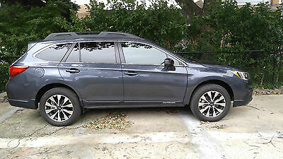 2015 Subaru Outback 2.5i Limited Wagon 4-Door 2015 Subaru Outback Limited 2.5i Leather AWD Camera Blind Spot   NO RESERVE