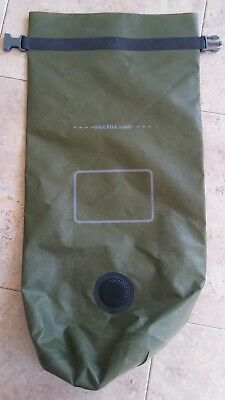 USMC Military Issue SealLine MACS SACK Waterproof Dry Bag Pre-Owned