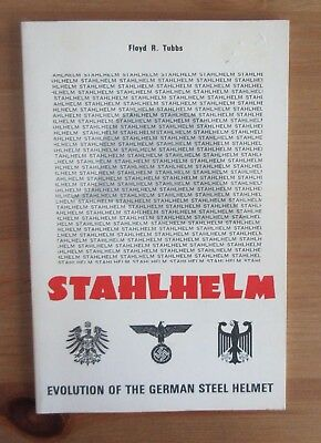 classic STAHLHELM GERMAN HELMUT reference book TUBBS