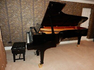 Steinway Model D Concert Grand Piano Around 34 Years Old . With 5 Year Guarantee
