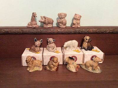 wade whimsies, 12 Mixed - good starter pack (3)