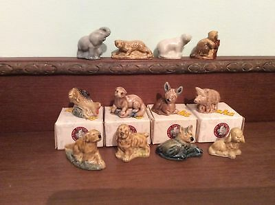 wade whimsies, 12 Mixed - good starter pack (4)