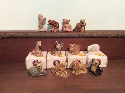 wade whimsies, 12 Mixed - good starter pack (7)