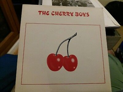 "THE CHERRY BOYS 7"" SINGLE & P/S (Come the Day) EX+ CONDITION"