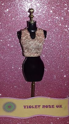My Scene First Collection Barbie Doll Top - TOP ONLY