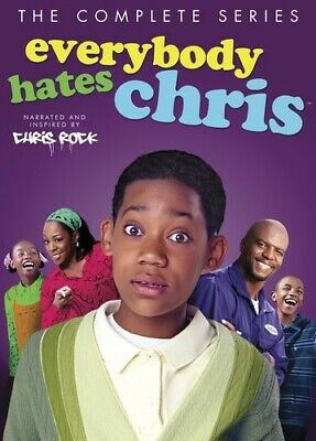 Everybody Hates Chris: The Complete Series (2017, DVD NUEVO)16 DISC S (REGION 1)