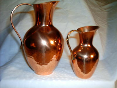 Copper Jug - 4in (note: large one is sold)