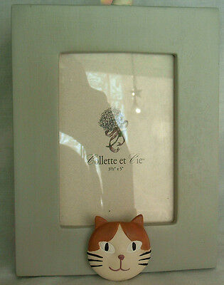 Cat with Tail Picture Frame - Unbelievably Cute