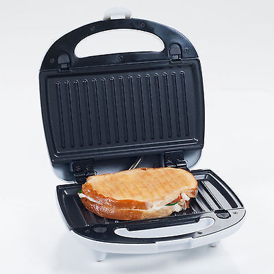 Panini - Grill - Chef Buddy Electric Maker by Curves