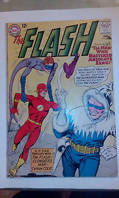The Flash 134 (1963) Captain Cold and Elongated man