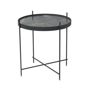 NEW Archie Marble Print Side Table