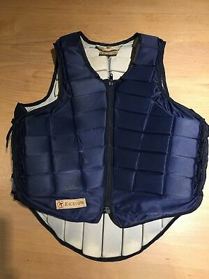 Racesafe body protector, RS2000, Adult Small