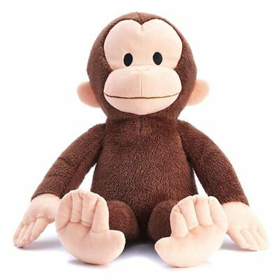 Curious George 15 Plush Toy