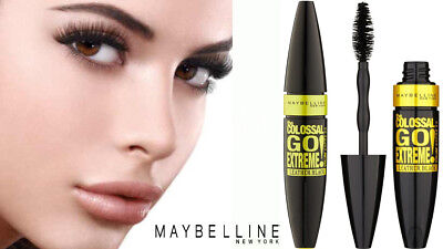 Maybelline The Colossal Go Extreme Volum' Express Leather Black Mascara