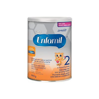 Enfamil 2 Baby Formula  Powder 900g New
