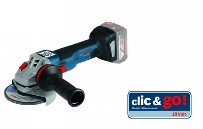 cordless angle grinder GWS 18V-125 SC solo