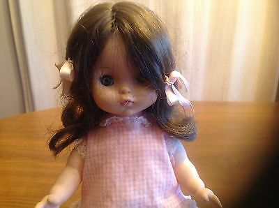 Vintage 1966 Effanbee Doll original outfit