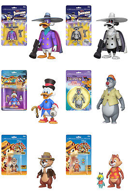 Funko Action Figure: Disney Afternoon (Set or Individual) ***Pre-Order***
