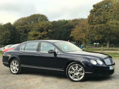 2010 60 Bentley Continental Flying Spur 6.0 Flying Spur 4D Auto 552 Bhp