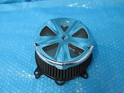 Harley Vance & Hines Air Filter Complete Take Off 07 FXST In Great Condition