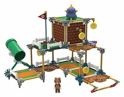 KNEX Super Mario 3D Land Prongo Building Set Ages 8+ Toy Boys Girls Play Gift