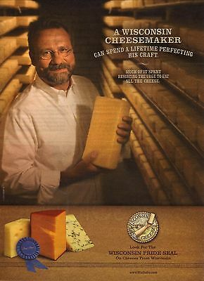 2008 Wisconsin Cheese Advertisement