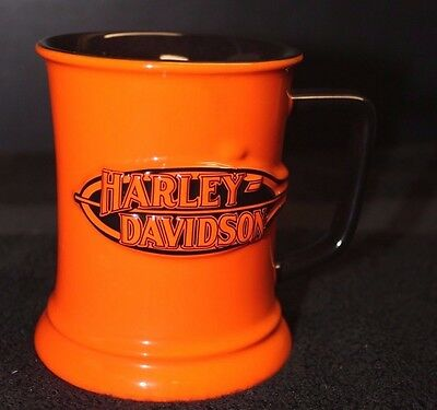 Harley-Davidson Orange Mug - Never Used