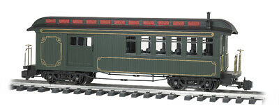 Bachmann-Combine Painted/Unlettered - G