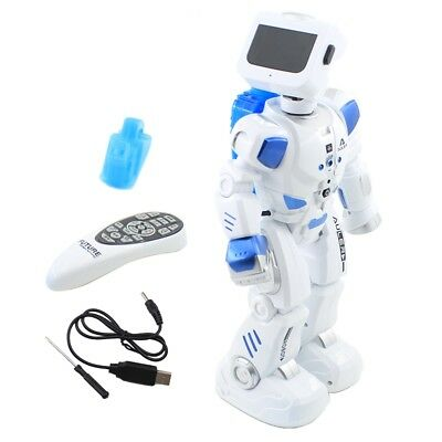 Infrared RC Intelligent Robot Remote Control Walking Dancing Singing Shooting