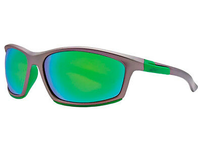 Greg Norman G4029 Performance Sunglasses - Grey/Green/Blue