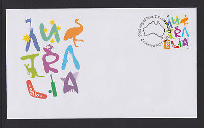 Australia 2017 :New Australian Concession Stamp. First Day Cover, Mint Condition