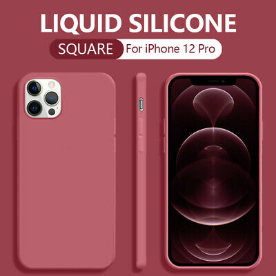Luxury Ultra Thin Matte Silicone Case Cover For iPhone 11 Pro Max XR 8 6s 7 Plus