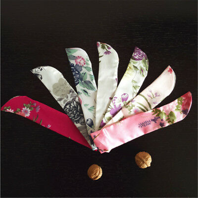 Floral Chinese Foldable Hand Pocket Fan Holder Protect Pouch Bag Case Random