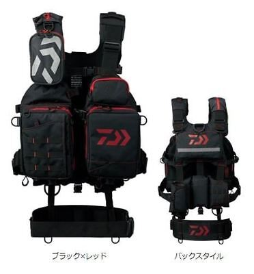Daiwa 2017 Model Bench Cool Game Vest III DF-6107 Floating Lift Jacket