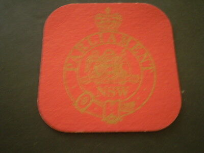 Old NSW Parliament  - drink coaster