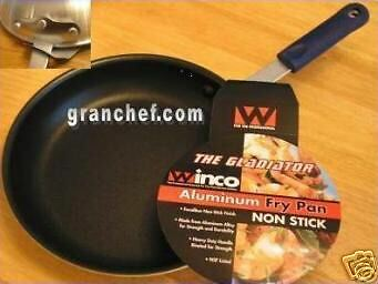 "RESTAURANT FRY PAN - H D  10""  NON STICK w/ Stay Cool Handle  - BRAND NEW"