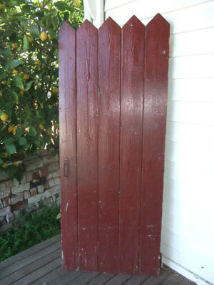 Old BALTIC PINE TIMBER BARN DOOR 728 w X 1870 h recycled house farm rustic CHEAP