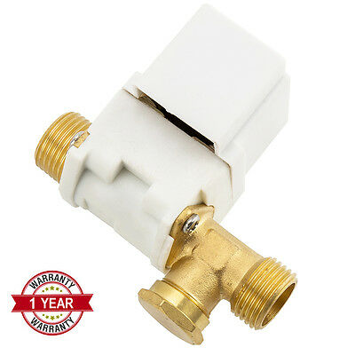 """Electric Solenoid Valve 1/2"""" For  Water Air N/C Normally Closed AC 220V"""