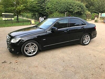 mercedes c200 amg sport cdi 7 picclick uk. Black Bedroom Furniture Sets. Home Design Ideas