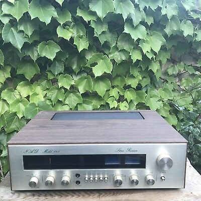 Vintage 1975  Nad 140  Integrated Amplifier / Tuner