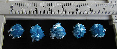 Cavansite Stilbite 5 nos. specimens # 3671